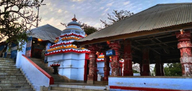 Charchika Temple