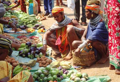 Chatikana Tribal Market