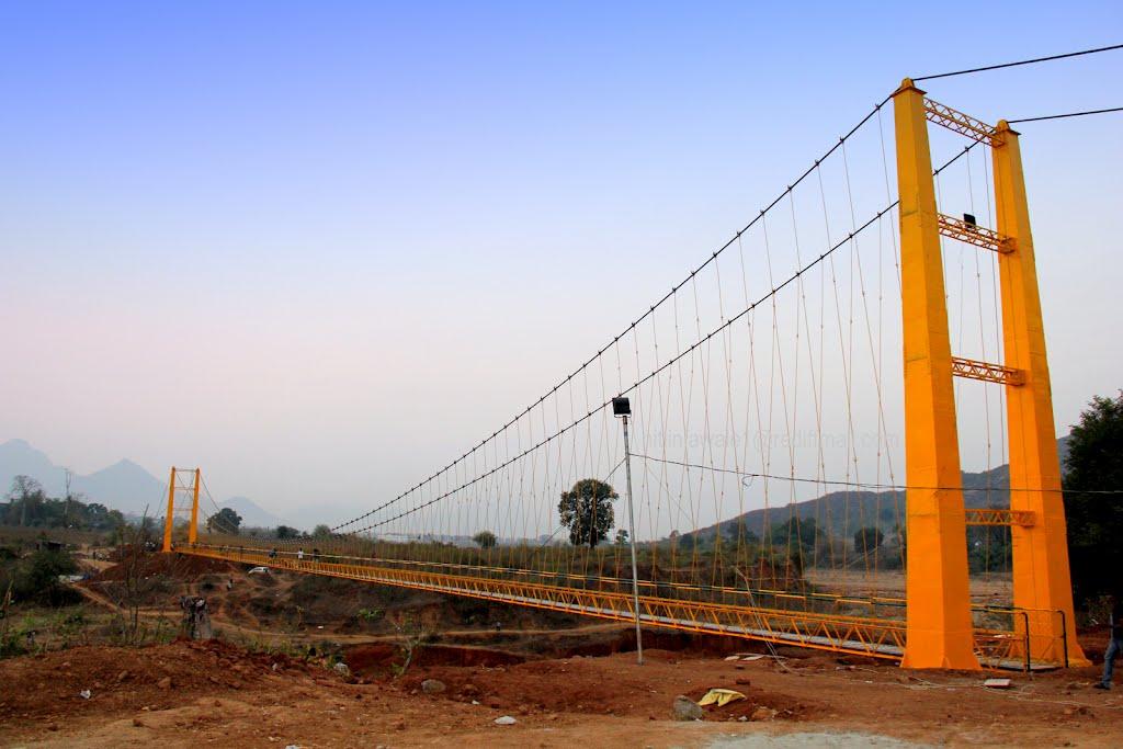 Hanging Bridge Rayagada