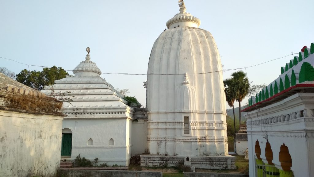 Jagannath Temple Deogarh