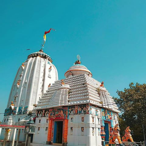 Jagannath Temple Phulbani