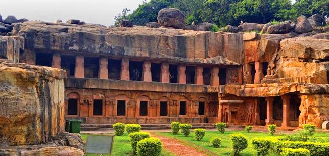 Khandagiri & Udayagiri