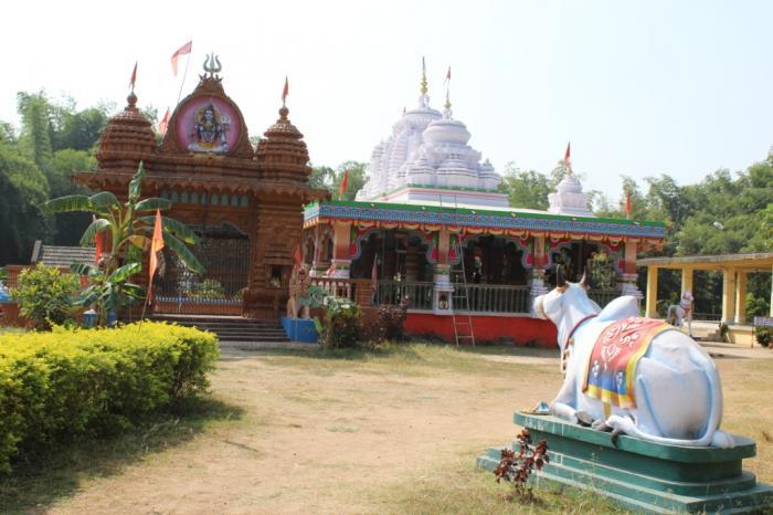 Kosala Ramachandi Temple