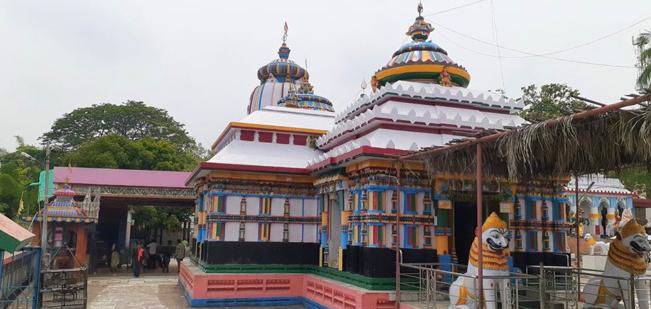 Ladubaba Temple
