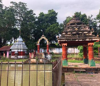 Nirmala Jhara Temple Chilika
