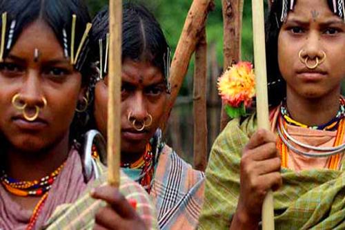 Tribes in Odisha