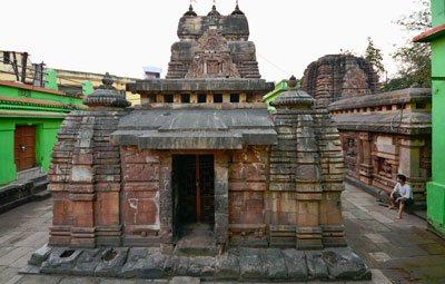 Vaital Temple